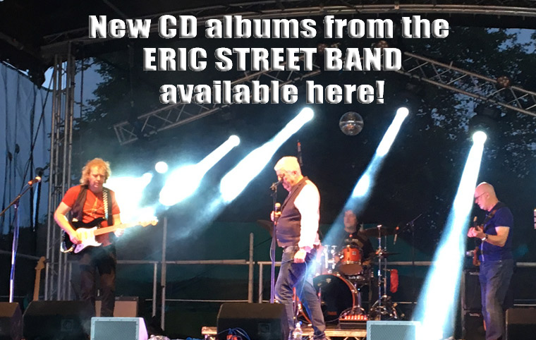 Buy new Eric Street Band albums